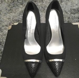 Christian Siriano 4.1 inches high heels size 9